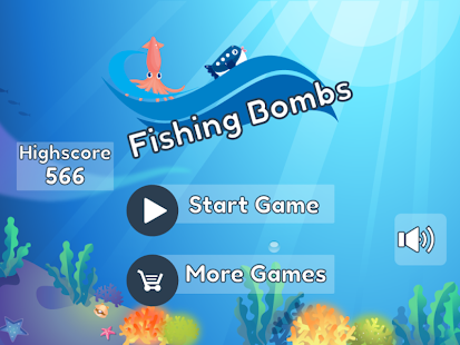 Fishing Bombs- screenshot thumbnail