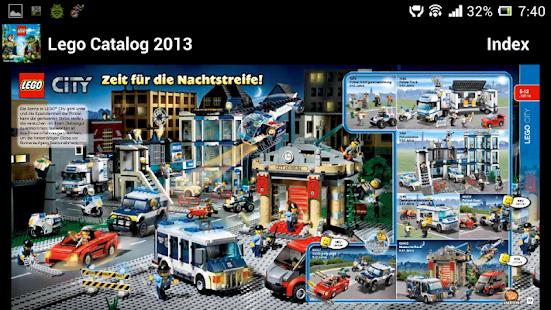 玩書籍App|Lego Catalog 2013免費|APP試玩