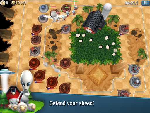 Tower Madness 2: 3D Defense 2.1.1 screenshots 5