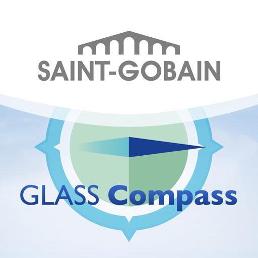 Glass Compass 商業 App LOGO-APP試玩