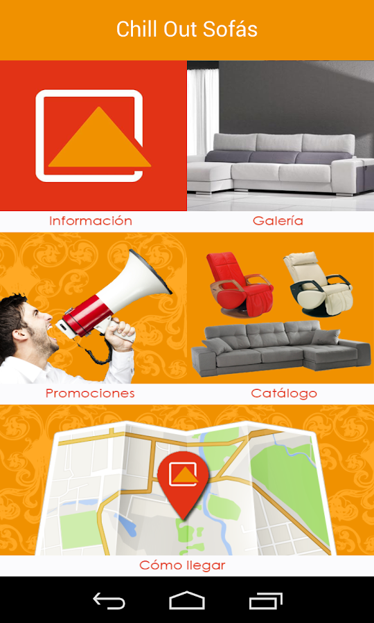 Chill out sof s android apps on google play - Sofas chill out ...