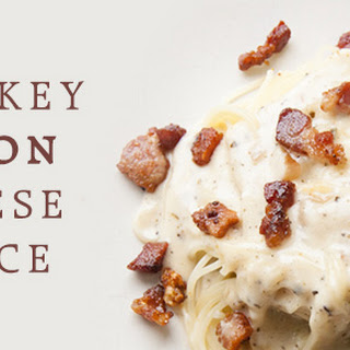 Whiskey Bacon Cheese Sauce