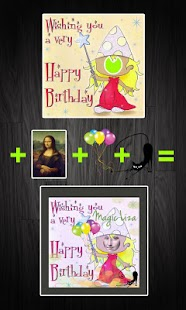 iFaceInCard Pro-greeting cards - screenshot thumbnail
