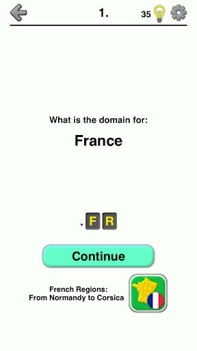 Top-Level Domain Names Quiz