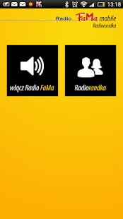 Radio FaMa Radiorandka- screenshot thumbnail