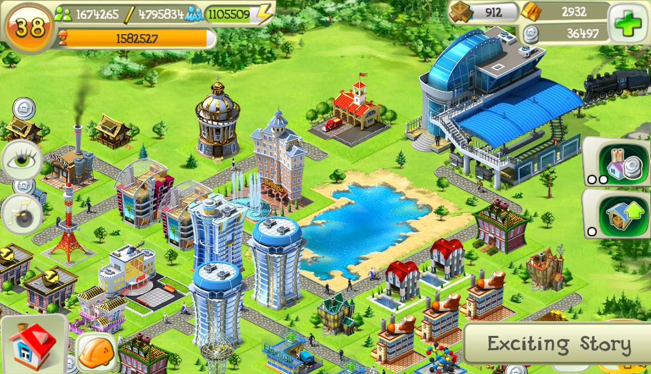 Tiny City- screenshot