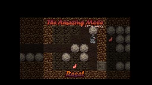 8-bit The Amazing Mole