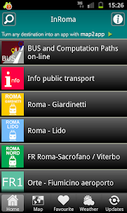 InRoma - screenshot thumbnail