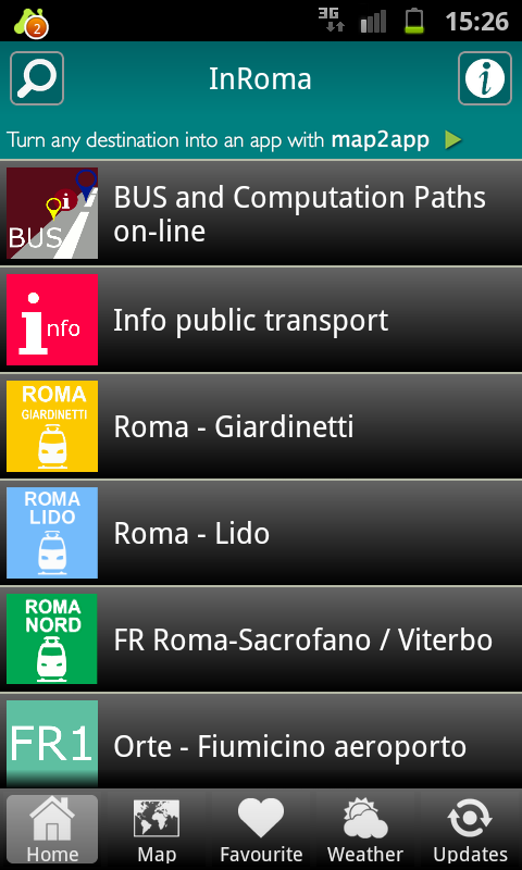 InRoma- screenshot