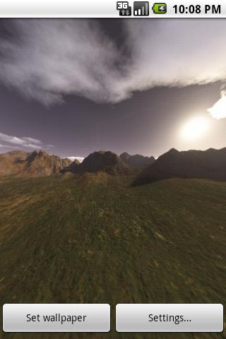 A Playmio 3D Sky™ - screenshot