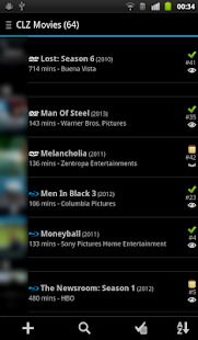 CLZ Movies - Movie Database - screenshot thumbnail