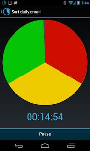 Activity Timer Holo