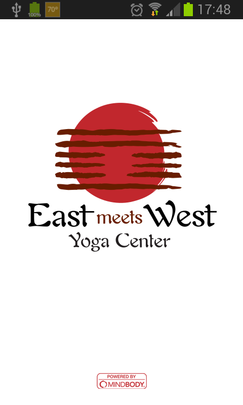 East Meets West Yoga Center - screenshot