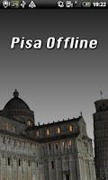 Screenshot of Pisa Offline Map