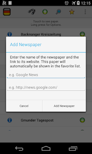 All Newspapers of Germany-Free - screenshot thumbnail