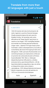 ABBYY TextGrabber + Translator - screenshot thumbnail