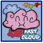 Fast Cloud - With math games icon