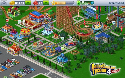 RollerCoaster Tycoon® 4 Mobile Screenshot 32