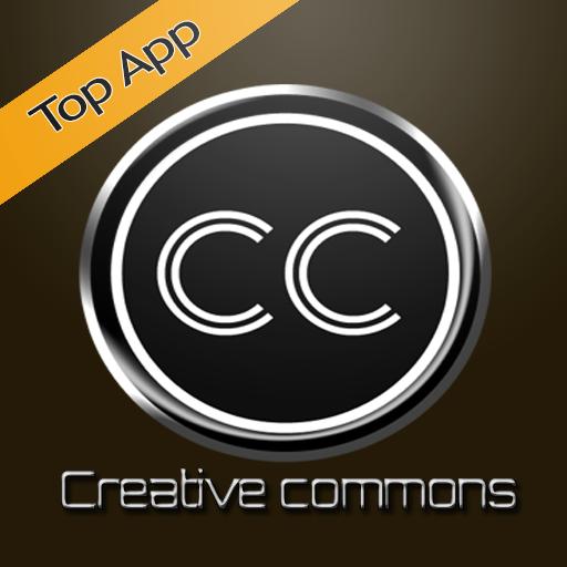 クリエイティブコモンズ 生產應用 App LOGO-硬是要APP