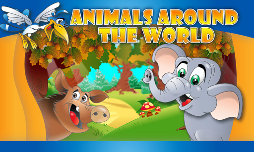 Animals Around the World Free