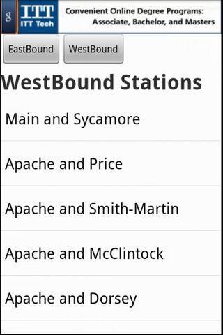 Phoenix Light Rail Free- screenshot