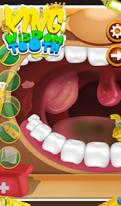 King Wisdom Tooth - Kids Game v5.0