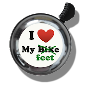 Walking Bicycle Bell