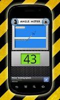 Screenshot of Angle Meter