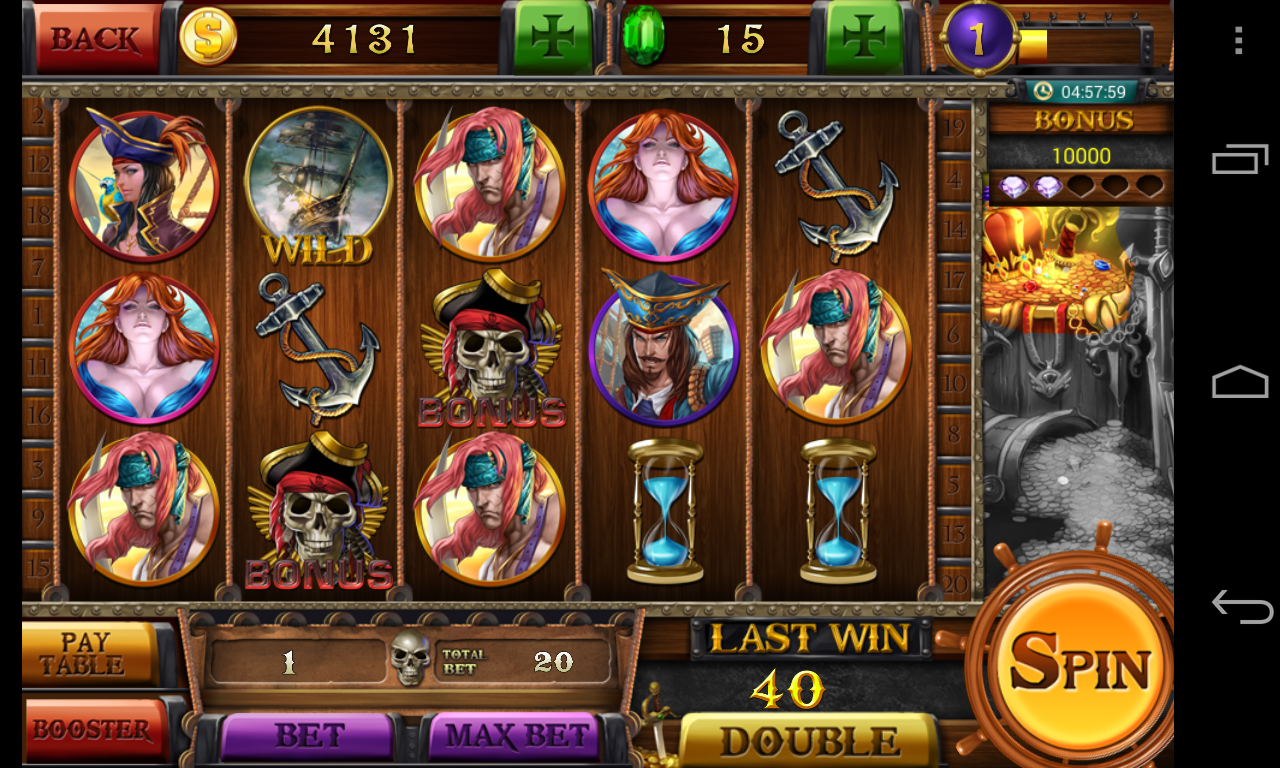 free slot games pirates