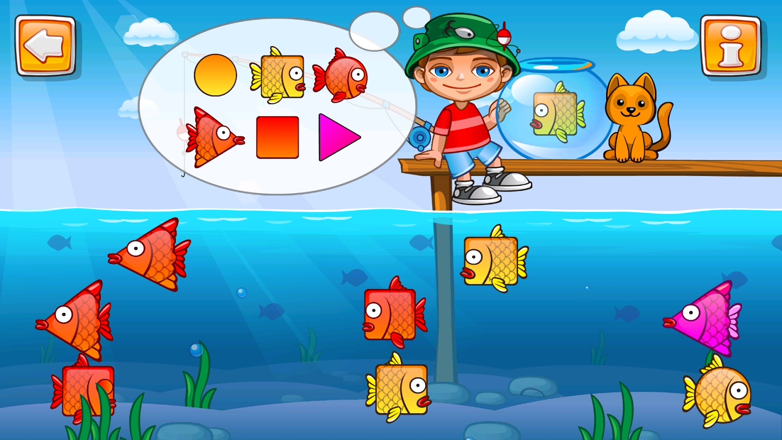 educational games for kids android apps on google play