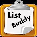 List Buddy! logo