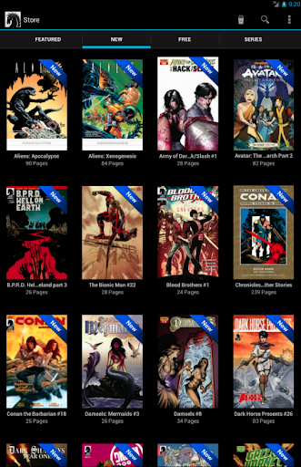Dark Horse Comics  screenshots 6