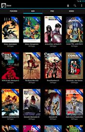 Dark Horse Comics Screenshot 6
