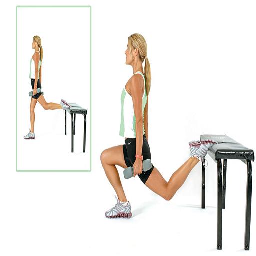 Squat Challenge For Women LOGO-APP點子