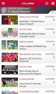 FC Bayern Munich - screenshot thumbnail