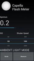 Screenshot of Flash Meter