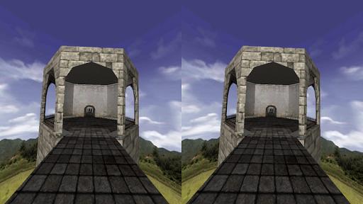VR-Bungee jump Cardboard