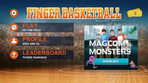 Finger Basketball by Zelosport for PC