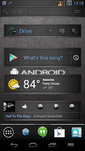 SNAPPED THEME CHOOSER THEME- screenshot thumbnail