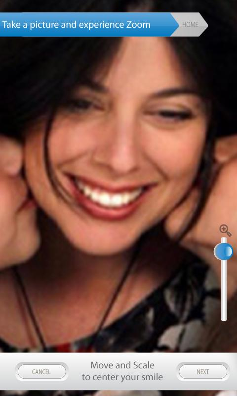 Philips Zoom Teeth Whitening - screenshot