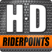 HD RiderPoints