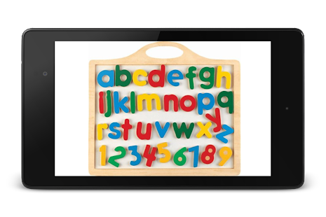 Alphabet, numbers and colors F- screenshot thumbnail