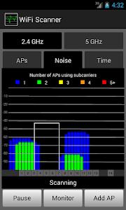 WiFi Scanner v2.0