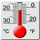Thermometer (Donut) icon