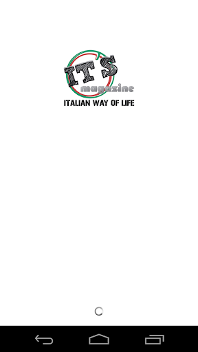 It's Italian Magazine