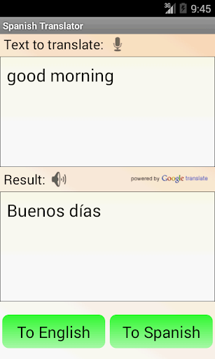 【免費書籍App】西班牙語英語 翻譯者-APP點子
