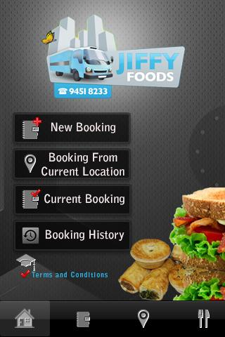 Jiffy Foods- screenshot
