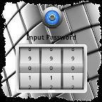 Passlock Code Unlock Screen