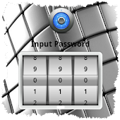 Passlock Code Unlock Screen