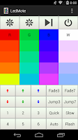 Screenshot of LedMote - LED remote control